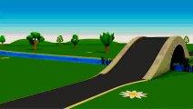 Eğitici çizgi film - Meraklı kamyon Leo'nun iş arabaları - Türkçe dublaj Çizgi Film izle - Animasyon HD izle 2015 Full 5