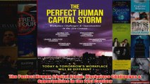 Download PDF  The Perfect Human Capital Storm Workplace Challenges  Opportunities in the 21st Century FULL FREE