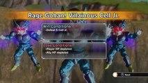 DRAGON BALL XENOVERSE quest RAGE GOHAN VILLAINOUS CELL JR | defeat 6 cell jr