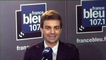Bruno Julliard, premier adjoint à la mairie de Paris, invité politique de France Bleu 107.1