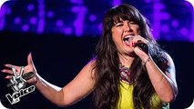 Julie Williams performs 'Love Is A Battlefield - The Voice UK 2016: Blind Auditions 6