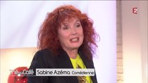 Sabine AZEMA sur P.ARDITI - Thé ou café - 14/02/2016 - #the ou cafe - EXTRAIT