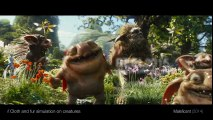 CGI & VFX Showreels Creature FX TD  REEL 2015 - by Victor Pillet