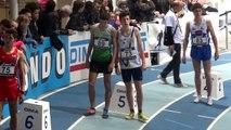Championnats de France cadets salle 2016 - Simon GERMAINE - 800m