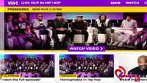 VH1 Airs Out In Hip-Hop A Special About Hip Hop Accepting Openly Gay Rappers