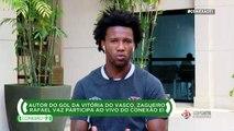 Rafael Vaz: 'Quero provar que posso jogar em um time grande como o Vasco'
