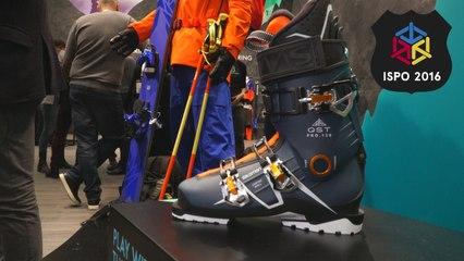 Salomon QST PRO120 | Best New Ski Boots ISPO 2016