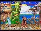 Kurahashi (White RY) vs. Sasori (Brown RY)