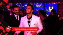 Ranveer Singh SURPRISED Deepika Padukone on the sets of 'XXX' - Bollywood News - #TMT