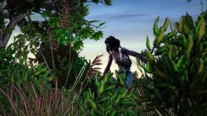 The Walking Dead Michonne - A Telltale Miniseries - Extended Preview de The Walking Dead : Michonne