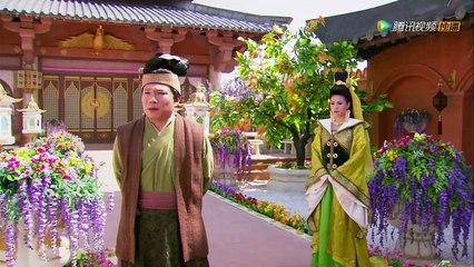 劉海戲金蟾 第28集 The Story of Liu Hai and Jinchan Ep28