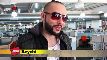 "Reychi busca conquistar a sus fanáticas con ""Cosquillitas"""