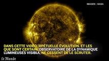 Le soleil, ses masses sombres et lumineuses expliquées