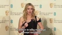 El inspirador discurso de Kate Winslet en los Bafta 2016