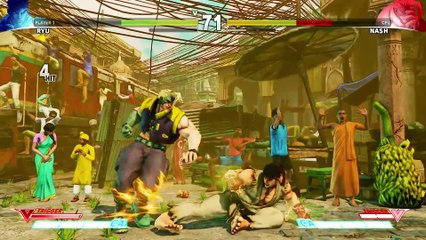SFV  Character Introduction Series - Ryu de Street Fighter V
