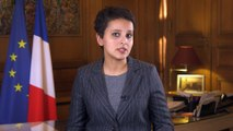 """[ARCHIVE] Bienvenue sur le nouveau site """"L'École change avec le numérique"""" : Message de Najat Vallaud-Belkacem"""
