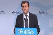 """PP: """"Iglesias le ha hecho los deberes a Sánchez"""""""