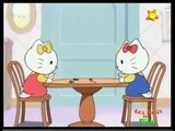 29 Hello Kitty Le paradis d'Hello Kitty Kitty et Mimi jouent aux maths
