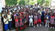 Peu Importe, chanter par les enfants orphelins de Haïti. Mieux vivre ensemble au nom de la vie des enfants du monde.