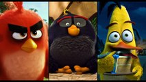THE ANGRY BIRDS MOVIE - Animated Film 2016
