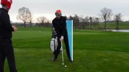 9th Swing Fault of Christmas - Fix Your Hanging Back