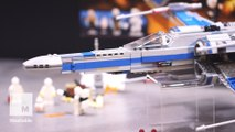 'Star Wars: The Force Awakens' Lego set makes its debut