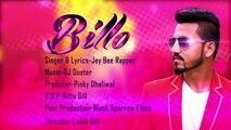 BILLO - JEY BEE RAPPER feat. RUHANI SHARMA - Latest Punjabi Song 2016 | AB STUDIO