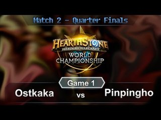 [2015 HWC] Qstkaka vs Pinpingho – Match 2 Quarter Finals Game 1