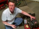 Lawn Mower Tips - Replace Lawn Mower Air Filter
