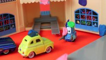 Play Doh Superheroes Cars Batman and Robin Fight Playdoh Villian Joker Using Play-Doh Bot Robots