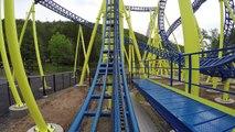 Impulse POV Knoebels Amusement Park 2015 Roller Coaster