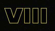 Annonce du tournage de Star Wars Episode VIII