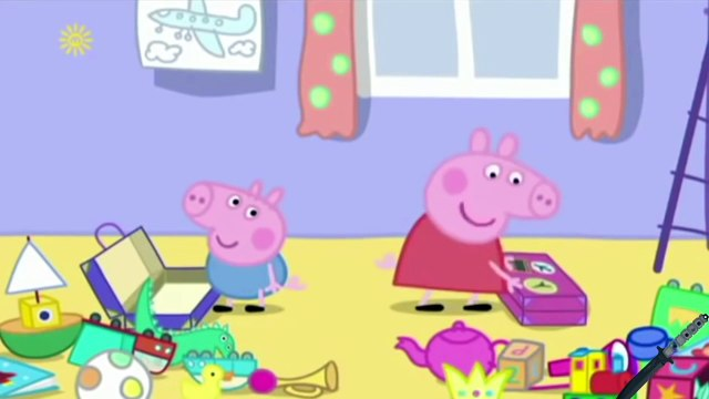Mlg peppa pig goes on holiday
