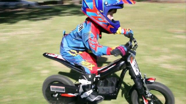 Moto de Trial Pour enfant Oset 12.5