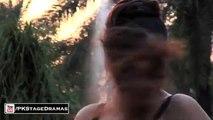 KAINAAT PUNJABI MUJRA 2015 - PAKISTANI NEW MUJRA DANCE punjabi stage drama dance and mujra only bra nangi larki