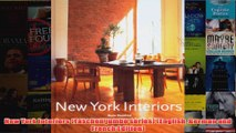 Download PDF  New York Interiors Taschen jumbo series English German and French Edition FULL FREE
