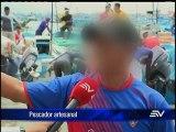Narcos seducen a pescadores de Santa Elena