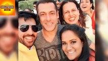 Salman Khan Attend Arpita Khan's Baby Shower Ceremony | Bollywood Asia