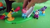 Свинка Пеппа развивающий мультик на русском языке Домик на дереве или ценность дружбы Peppa Pig