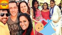 Bollywood Celebs At Salman Khan's Sister Arpita Khan's Baby Shower | Bollywood Asia