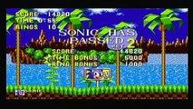 Lets Play | Sonic the Hedgehog | German/Blind | Part 1 | Der Igel startet durch!