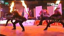 PSL 2016- Opening Ceremony   Chris Gayle Dance with Sean Paul