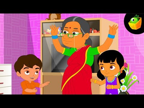 Nani Teri Morni Ko Mor Le Gaye - Hindi Animated/Cartoon Nursery Rhymes For Kids