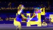 Dubaï - Le résumé des matches du 1er tour