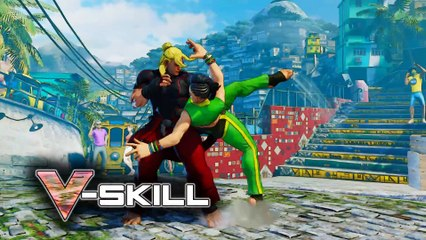 Street Fighter V -  Launch Trailer  de Street Fighter V