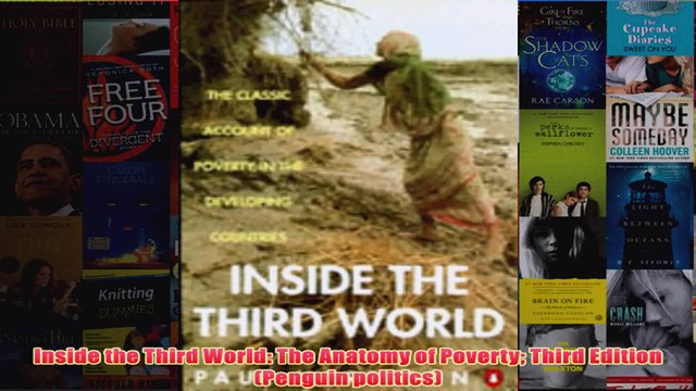 Download PDF  Inside the Third World The Anatomy of Poverty Third Edition Penguin politics FULL FREE
