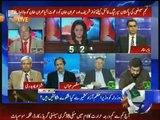 Imitaz Alam Interesting Analysis on Najam Sethi's Invitation To Imran Khan & Nawaz Sharif