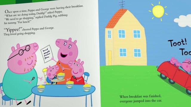 Peppa Pig: Lets Go Shopping Peppa Storybook