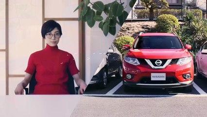 La chaise de Nissan qui se gare toute seule