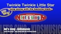 Kidzone - You Sing - Twinkle Twinkle Little Star